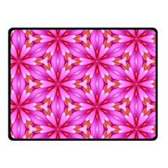Cute Pretty Elegant Pattern Fleece Blanket (small) by creativemom