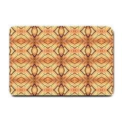 Faux Animal Print Pattern Small Doormat  by creativemom