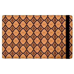 Faux Animal Print Pattern Apple Ipad 3/4 Flip Case by creativemom