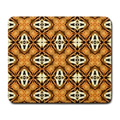 Faux Animal Print Pattern Large Mousepads