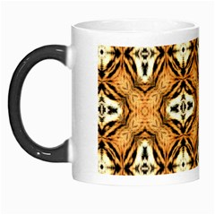Faux Animal Print Pattern Morph Mugs