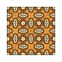 Faux Animal Print Pattern Acrylic Tangram Puzzle (6  X 6 )