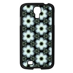 Faux Animal Print Pattern Samsung Galaxy S4 I9500/ I9505 Case (black) by creativemom