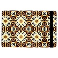 Faux Animal Print Pattern Ipad Air Flip by creativemom