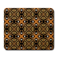 Faux Animal Print Pattern Large Mousepads by creativemom