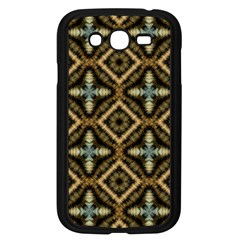 Faux Animal Print Pattern Samsung Galaxy Grand Duos I9082 Case (black) by creativemom