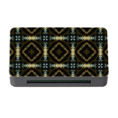 Faux Animal Print Pattern Memory Card Reader With Cf by creativemom
