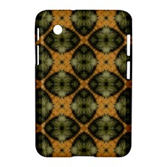 Faux Animal Print Pattern Samsung Galaxy Tab 2 (7 ) P3100 Hardshell Case