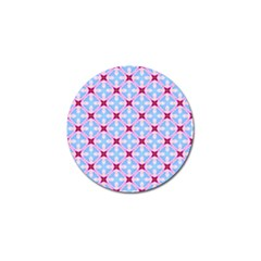 Cute Pretty Elegant Pattern Golf Ball Marker (4 Pack) by creativemom