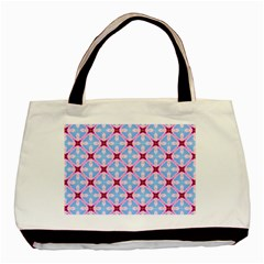 Cute Pretty Elegant Pattern Basic Tote Bag