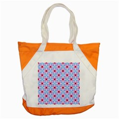 Cute Pretty Elegant Pattern Accent Tote Bag