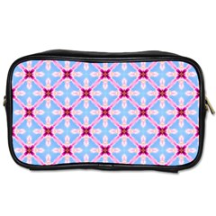 Cute Pretty Elegant Pattern Toiletries Bags 2-side