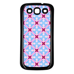 Cute Pretty Elegant Pattern Samsung Galaxy S3 Back Case (black)