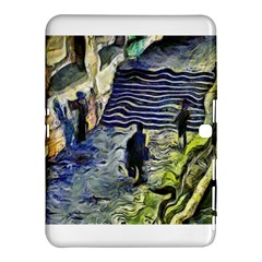 Banks Of The Seine Kpa Samsung Galaxy Tab 4 (10 1 ) Hardshell Case