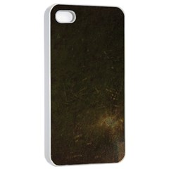 Urban Grunge Apple Iphone 4/4s Seamless Case (white) by LokisStuffnMore