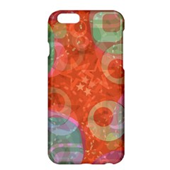 Fading Shapes	apple Iphone 6 Plus Hardshell Case