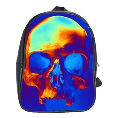 Skull School Bags(large)  by icarusismartdesigns