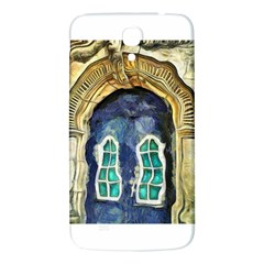 Luebeck Germany Arched Church Doorway Samsung Galaxy Mega I9200 Hardshell Back Case by karynpetersart