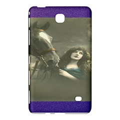 Vintage Woman With Horse Samsung Galaxy Tab 4 (7 ) Hardshell Case  by LokisStuffnMore