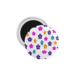 Candy Flowers 1 75  Magnets
