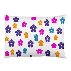 Candy Flowers Pillow Cases (two Sides)