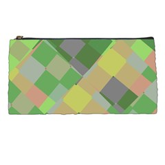 Squares And Other Shapes Pencil Case by LalyLauraFLM