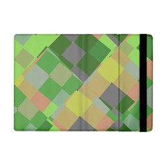 Squares And Other Shapes Apple Ipad Mini Flip Case by LalyLauraFLM