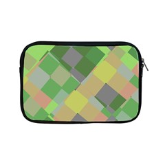 Squares And Other Shapes Apple Ipad Mini Zipper Case by LalyLauraFLM