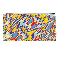 Colorful Chaos Pencil Case by LalyLauraFLM