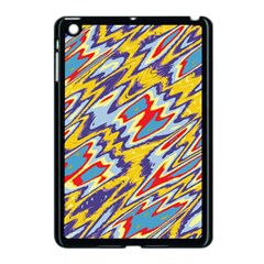 Colorful Chaos Apple Ipad Mini Case (black) by LalyLauraFLM