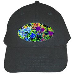 The Neon Garden Black Cap