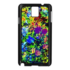 The Neon Garden Samsung Galaxy Note 3 N9005 Case (black) by rokinronda