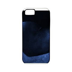 Blue Heart Collection Apple Iphone 5 Classic Hardshell Case (pc+silicone) by timelessartoncanvas