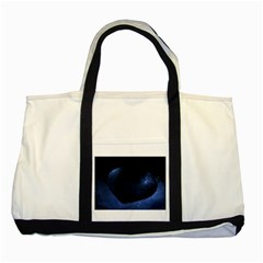 Blue Heart Collection Two Tone Tote Bag