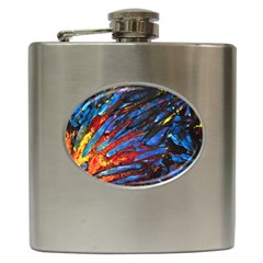 The Looking Glas Hip Flask (6 Oz)