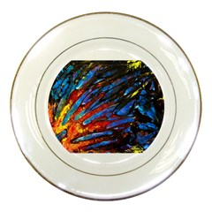 The Looking Glas Porcelain Plates