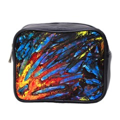 The Looking Glas Mini Toiletries Bag 2 Side