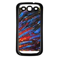 The Looking Glas Samsung Galaxy S3 Back Case (black) by timelessartoncanvas