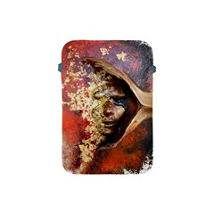 Red Mask Apple Ipad Mini Protective Soft Cases by timelessartoncanvas