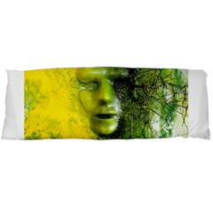 Green Mask Body Pillow Cases Dakimakura (two Sides)