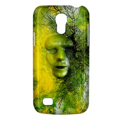 Green Mask Galaxy S4 Mini by timelessartoncanvas
