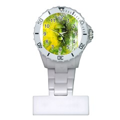 Green Mask Nurses Watches by timelessartoncanvas