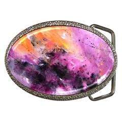 Nebula Belt Buckles by timelessartoncanvas