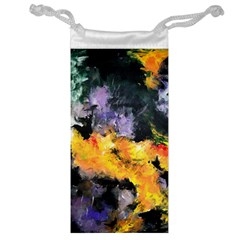 Space Odessy Jewelry Bags by timelessartoncanvas