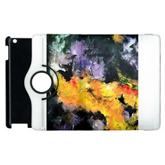Space Odessy Apple Ipad 3/4 Flip 360 Case