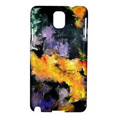 Space Odessy Samsung Galaxy Note 3 N9005 Hardshell Case by timelessartoncanvas
