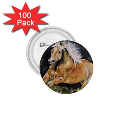 Mustang 1 75  Buttons (100 Pack)  by timelessartoncanvas