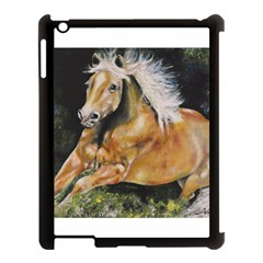 Mustang Apple Ipad 3/4 Case (black) by timelessartoncanvas