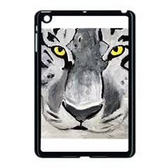 The Eye Of The Tiger Apple Ipad Mini Case (black) by timelessartoncanvas