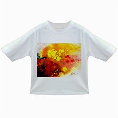 Fire, Lava Rock Infant/toddler T Shirts by timelessartoncanvas